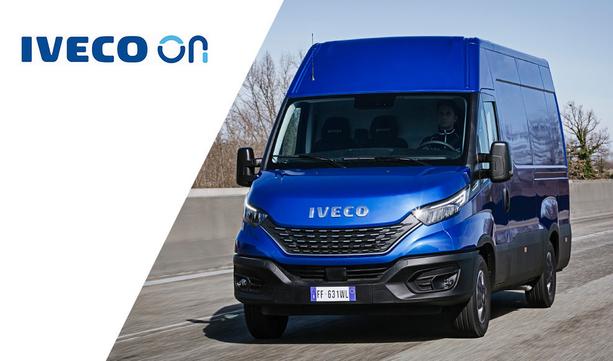 IVECO wprowadza IVECO ON - nową markę usług i rozwiązań transportowych