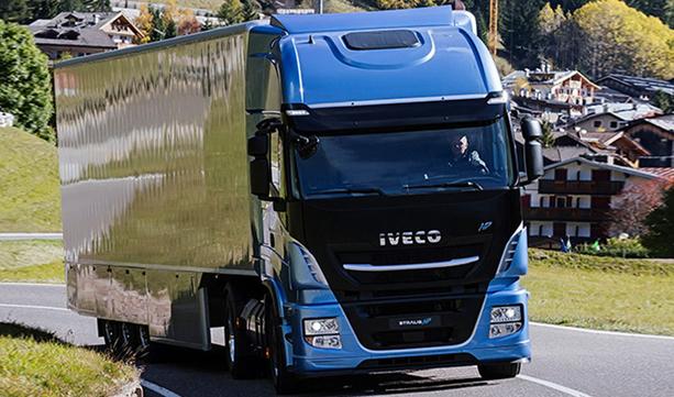 Samochody ciężarowe IVECO zasilane CNG i LNG są gotowe na niemieckie dotacje